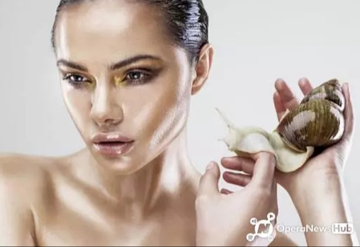 UNBELIEVABLE  SNAILS ARE TAKING OVER THE BEAUTY INDUSTRY AND LADIES ARE TESTIFYING TO THIS