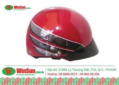 Chất lượng mũ bảo hiểm toàn đầu Winsun