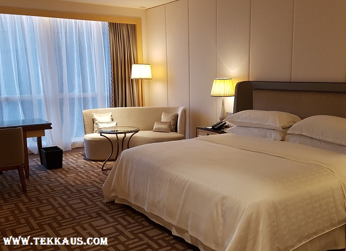Sheraton Petaling Jaya Hotel Review-One Of The Best In KL