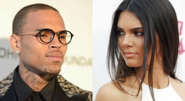 Kendall Jenner sort pour dîner avec Chris Brown