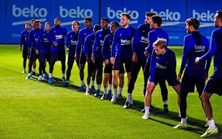 موعد مباراة برشلونة وبلد الوليد الثاثاء 30-10-2019 في الدوري الإسباني