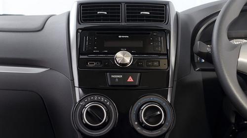Interior Toyota Avanza Veloz 2016