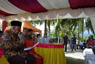 Prof Dr. H Dachniel Kmars Rektor STIKIP Barus