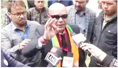 bjp-candidate-shillong-threatens-suicide-in-front-of-prime-minister-modi-if-party-pass-the-citizenship-bill-hindi