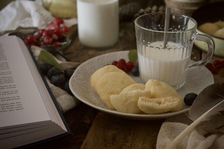 drömkakor galletas suecas de mantequilla