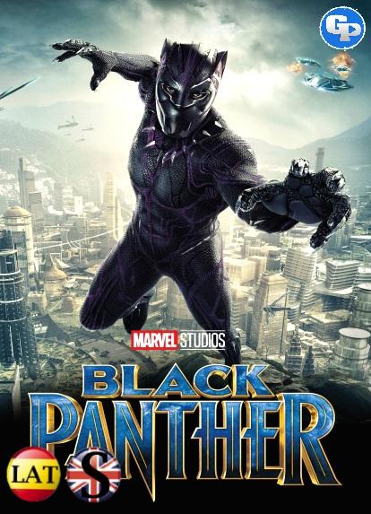 Pantera Negra (2018) HD 720P LATINO/INGLES