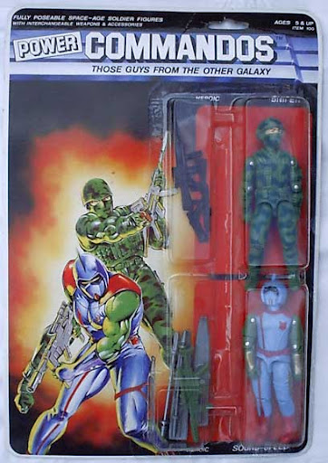Lucky Bell, Power Commandos, Sniper, Sound Speed