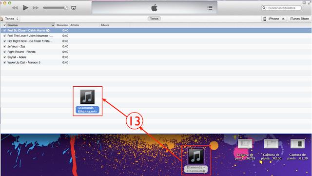 Cómo hacer para colocar una canción de tono en el iPhone 8