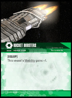Equip type: Rocket Boosters