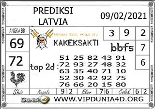 Prediksi Togel LATVIA DUNIA4D 09 FEBRUARI 2021