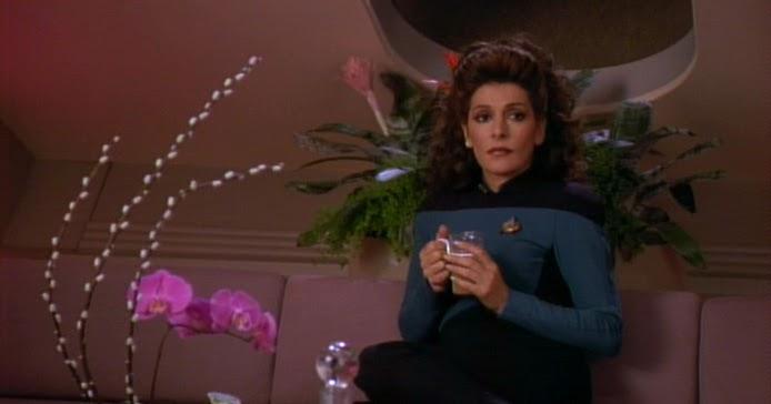 Star Trek The Next Generation: Eye of the Beholder