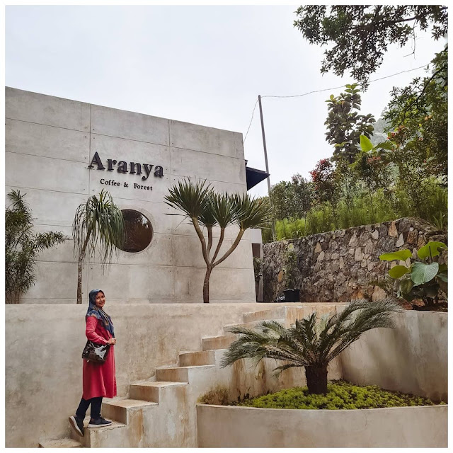 Aranya Coffee and Forest Caringin
