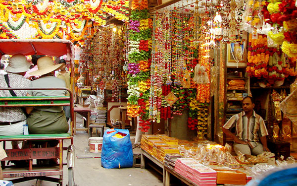 Sarojini Nagar Chandni Chowk Delhi Shopping