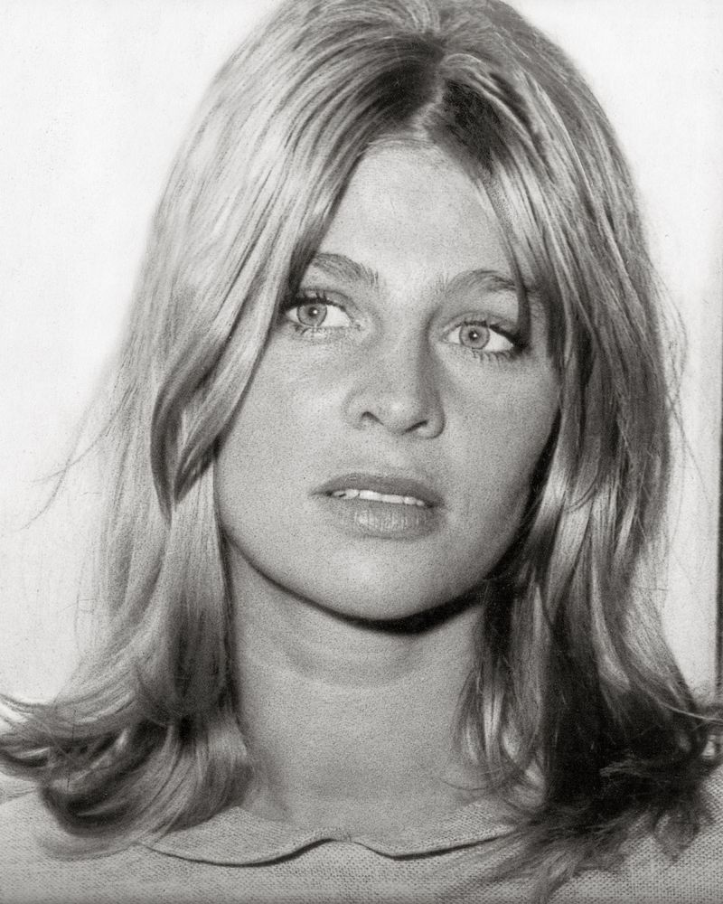 Film Noir Photos: The Eyes Have It: Julie Christie