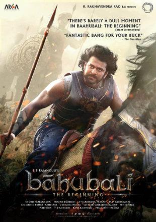 Baahubali: The Beginning 2015 Full Hindi Movie Download