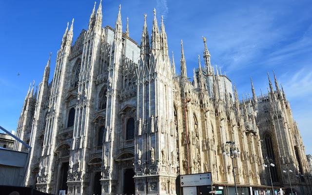 11 miejsc które warto zwiedzić w Mediolanie! PRZEWODNIK. - Czytaj więcej »