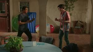 Daniel tries to train Demetri