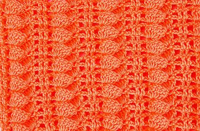 4 - Crochet Imagen Puntada a crochet para blusas por Majovel crochet
