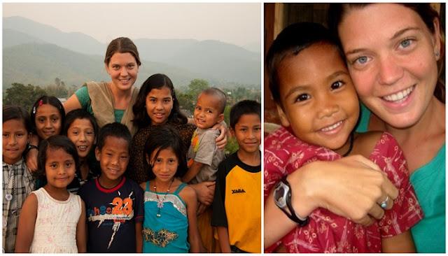 μεγαλώνει 200 παιδιά σε χωριό των Ιμαλαΐων