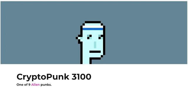 CryptoPunks 3100