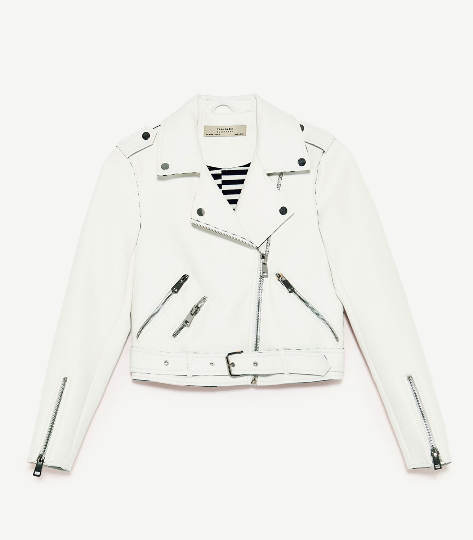 Buy Zara Bikerjacket