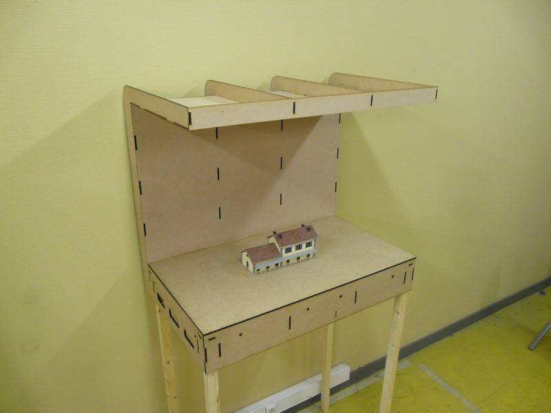 loco revue des modules en kit. Black Bedroom Furniture Sets. Home Design Ideas