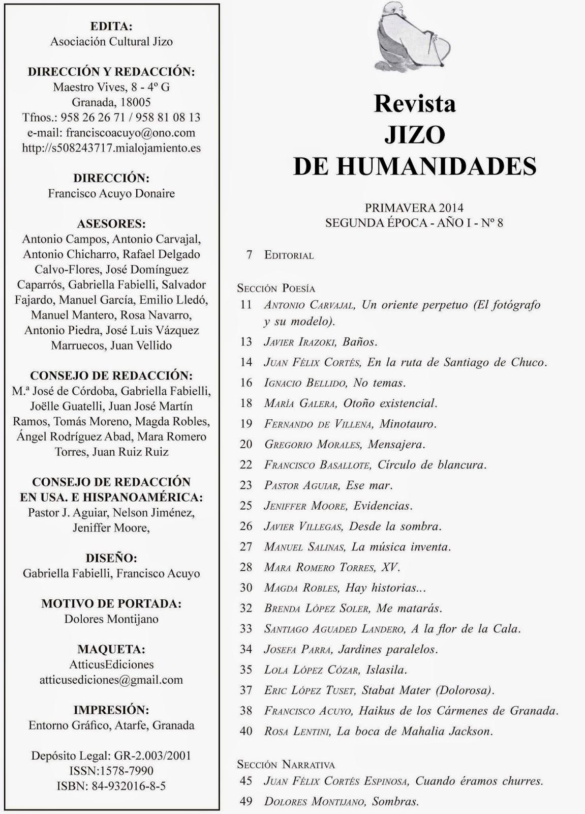 Jizo ediciones nº 8, La ciudad constelada, Francisco Acuyo, Ancile