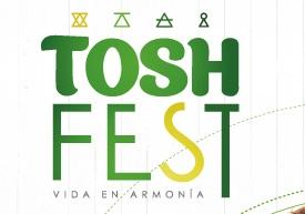 1ER festival de vida en armonía en Bogota TOSH FEST