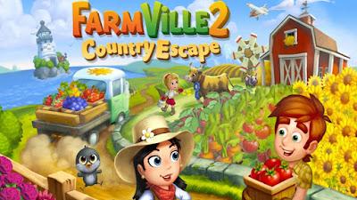 FarmVille 2 Country Escape (MOD, Unlimited Keys) Apk Download