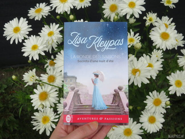 avis La ronde des saisons, Tome 1 Secrets d'une nuit d'été, Lisa Kleypas