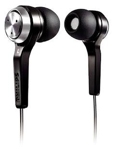 merk earphone terbaik Philips Headphone In-ear SHE8500/10