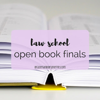 law school open book final. law school open book test. tabbing law school book. studying for finals in law school. law school finals. law school studying. law student studying. law school exams. law school tests. law school blog. law student blogger | brazenandbrunette.com
