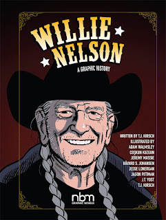Willie Nelson, Dracula, and Boy s Love - quick book reviews