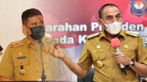 Gubsu Edy Semprot Menantu Jokowi Bobby Nasution: Nggak Peduli Aku Siapa Dia!