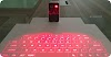 Wireless Laser Projection Virtual Keyboard, Keyless PRO Virtual Keyboard, Simulation Keyboard