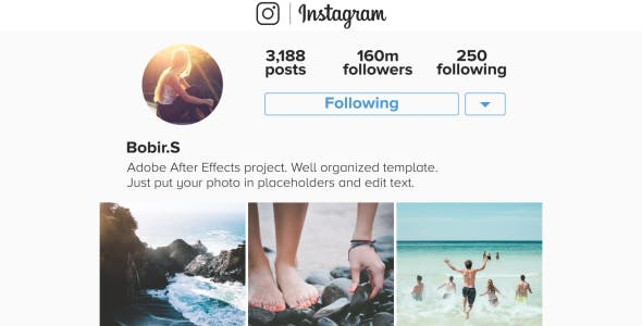 Instagram Promo Mobile[Videohive][After Effects][16545167]