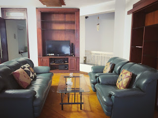 phòng đầy đủ tiện nghi