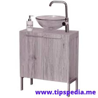 Evideco Bathroom Cabinet