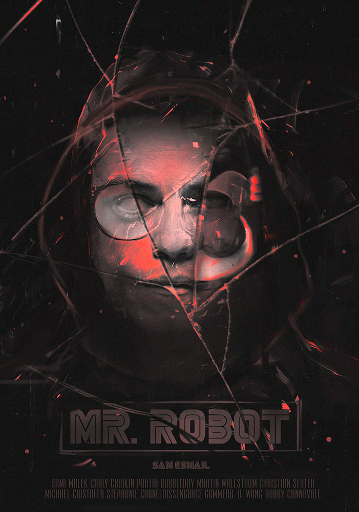Mr. Robot Temporada 1 2 y 3 Dual 1080p