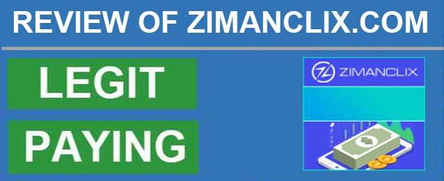 Zimanclix PTC Site Review: Legit or Scam full Details, zimanclix review, zimanclix fake, zimanclix payment proof, new ptc site in 2019, best ptc sitesin 2019, best earning websites in 2019