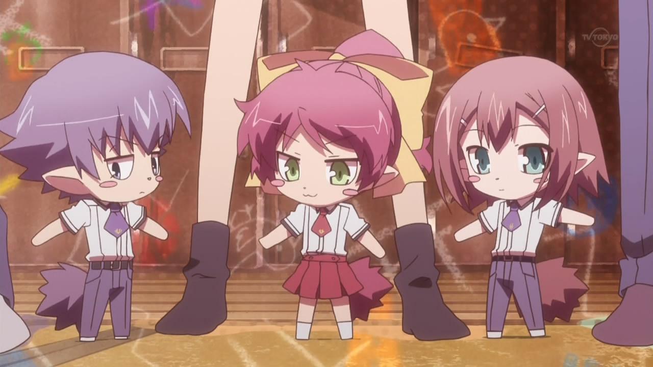 Baka No Test baka to test to shoukanjuu ni! - 04 - lost in anime
