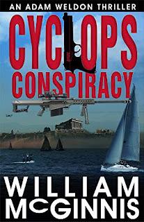 Cyclops Conspiracy: An Adam Weldon Thriller book promotion sites William McGinnis