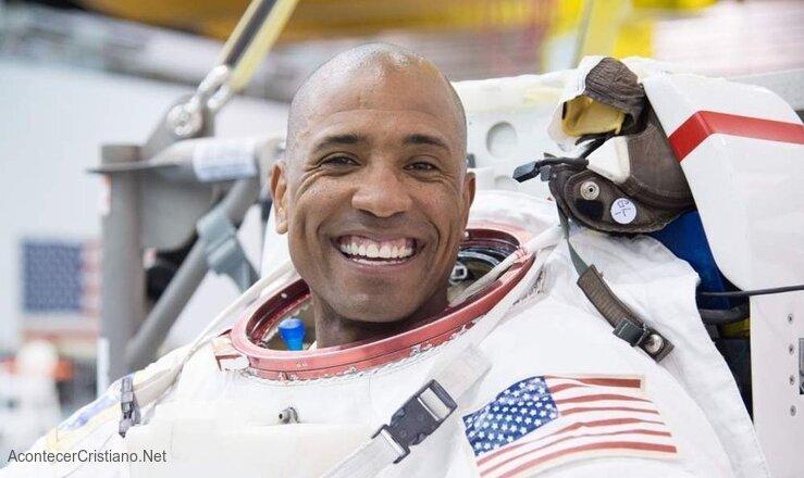 Astronauta cristiano Victor Glover