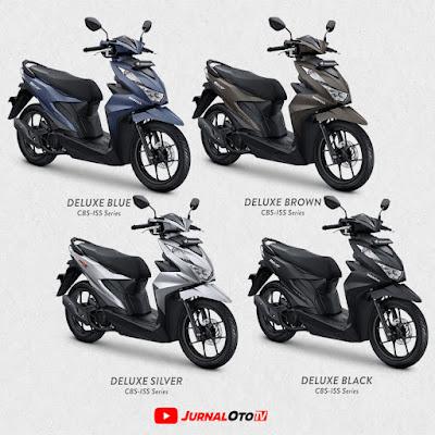 New Honda BeAT DX 2021