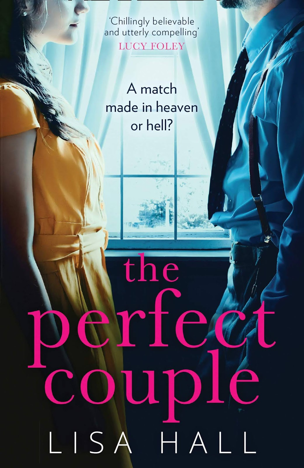 The Perfect Couple by Lisa Hall book cover