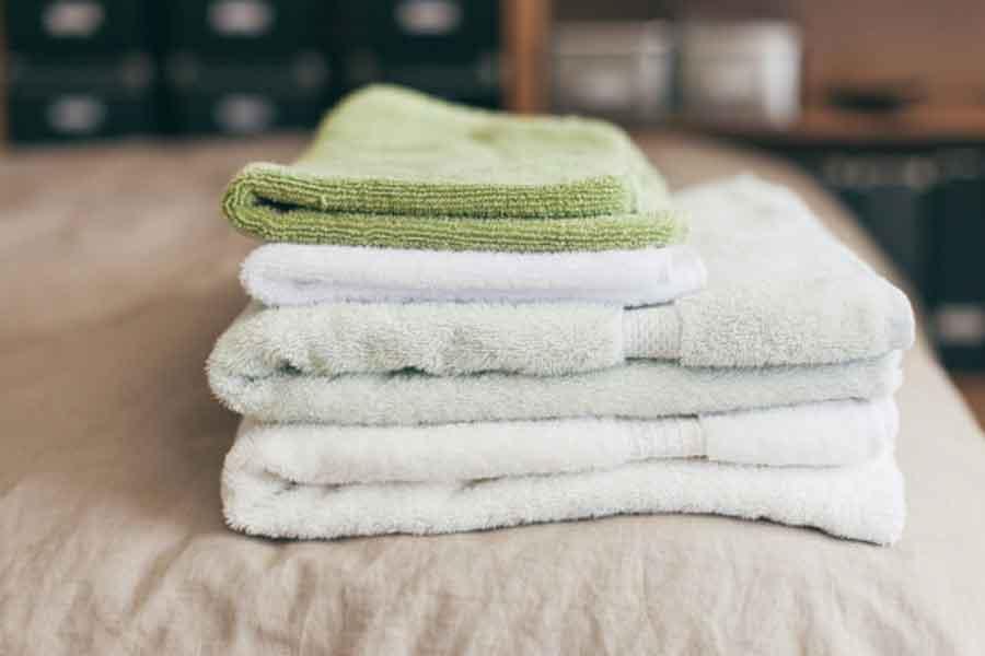 kapan kita hendaknya mengganti handuk?