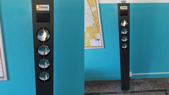 Πύλη θερμικού έλεγχου για τους μαθητές του 4ου Δημοτικού Σχολείου στο Άργος