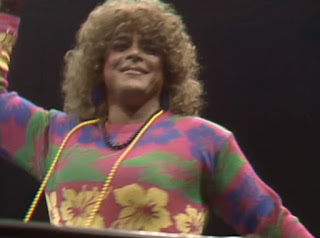 NWA Starrcade 1985 - Miss Atlanta Lively was Ronnie Garvin in drag