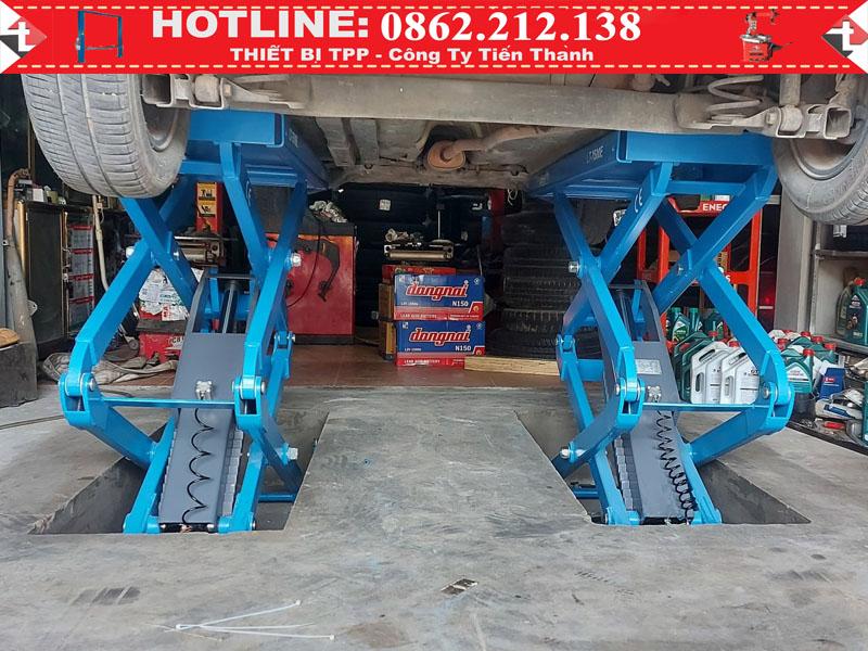 cầu nâng cắt kéo LT3500E, cầu nâng cắt kéo chìm, cầu nâng cắt kéo đặt chìm