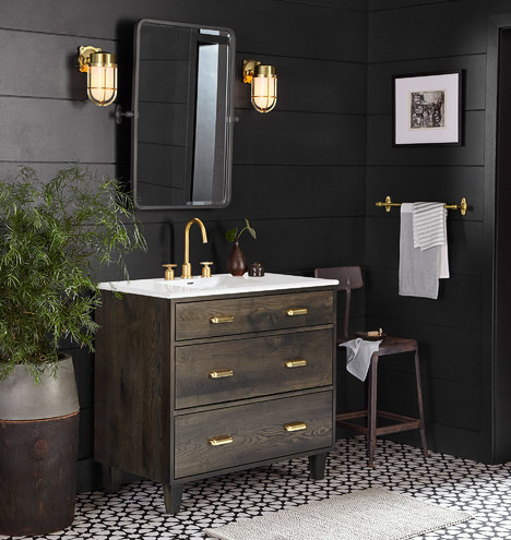 The Rejuvenation Bathroom I\'m Obsessed With | My Current Obsessions